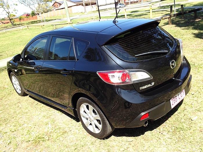 2009 Mazda 3 Maxx Sport Hatch Auto Black