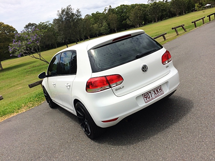 2009 volkswagen golf 77tdi trendline vi manual my10 hatch white. Black Bedroom Furniture Sets. Home Design Ideas