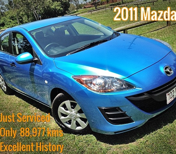 Used Mazda 3 Hatchback Manual: Good Used Cars For Sale At Brisbane Car Shed