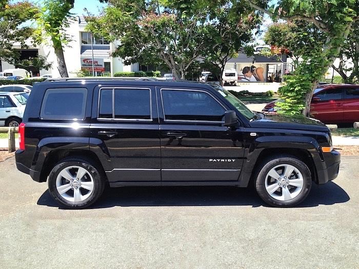 2013 jeep patriot sport wagon auto black. Black Bedroom Furniture Sets. Home Design Ideas