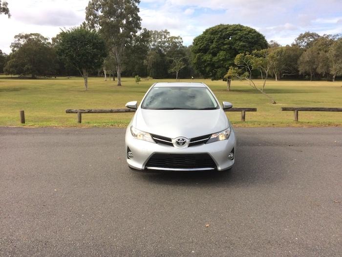 2013 Toyota Corolla Ascent Sport Auto Silver Brisbane